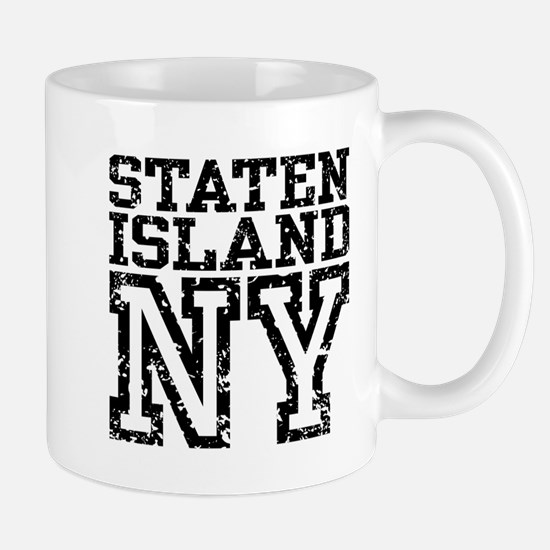Staten Island NY Mug