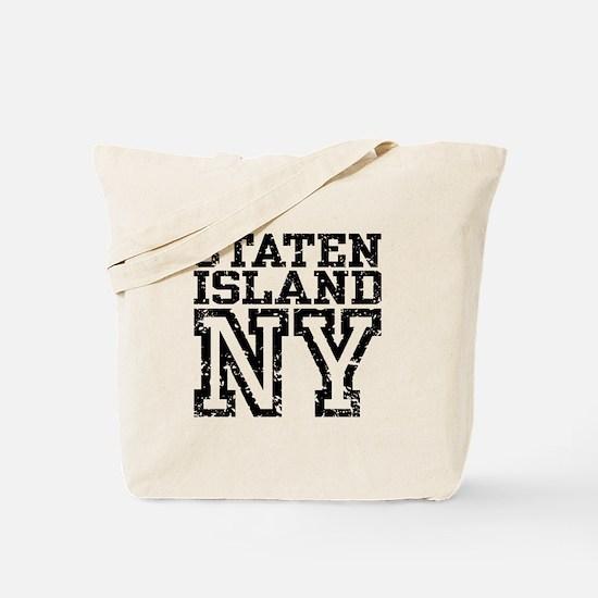 Staten Island NY Tote Bag