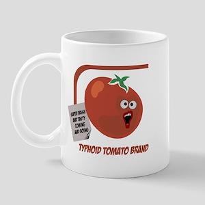 Typhoid Tomato Brand Mug