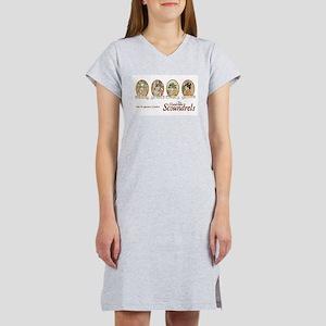 Jane Austen Scoundrels White T-Shirt