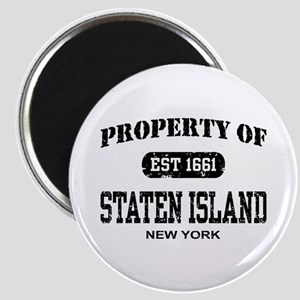 Property of Staten Island Magnet