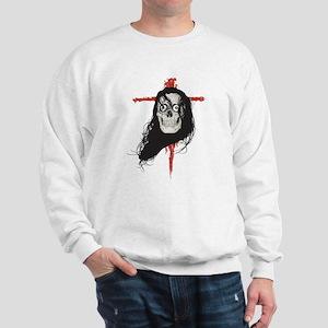 Bloodcross skull Sweatshirt