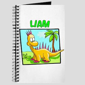 Liam Dinosaur Journal