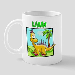 Liam Dinosaur Mug