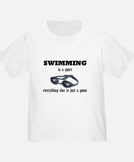 Swimming is a Sport T