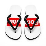 Podcaster Flip Flops