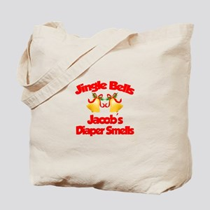 Jacob - Jingle Bells Tote Bag