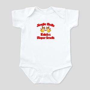 Kaleb - Jingle Bells Infant Bodysuit