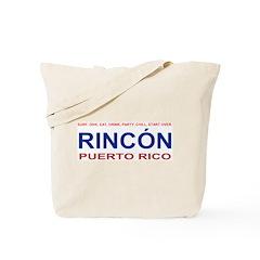 Rincon Logo Items Tote Bag