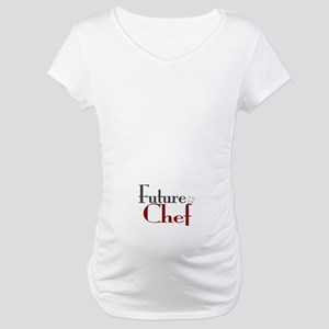Future Chef Maternity T-Shirt