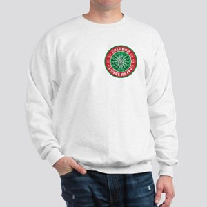 Colombo Italian Name University Sweatshirt