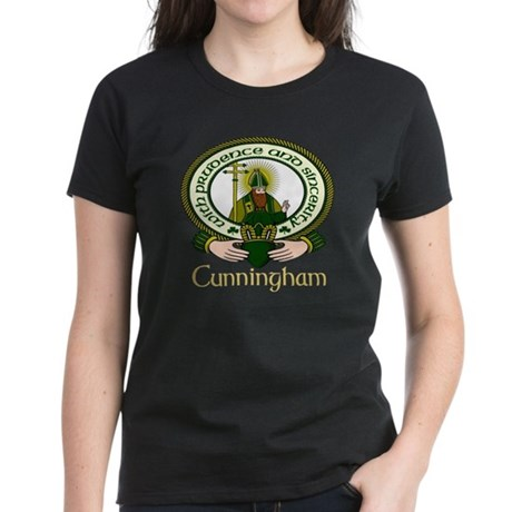 Cunningham Motto Women's Dark T-Shirt