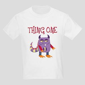 Thing One Kids Light T-Shirt