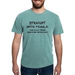 Straight White Male T-Shirt
