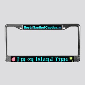 BOSC - License Plate Frame