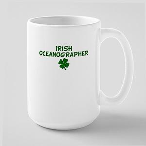 Oceanographer Large Mug