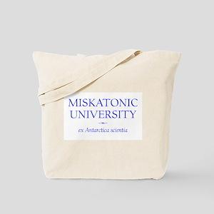 Miskatonic Antarctic Tote -- printed both sides!