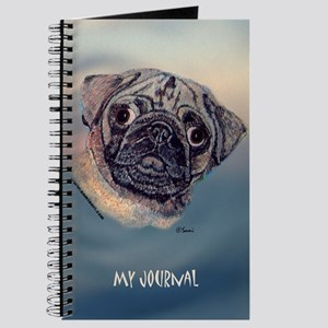 Emmet the Pug Journal