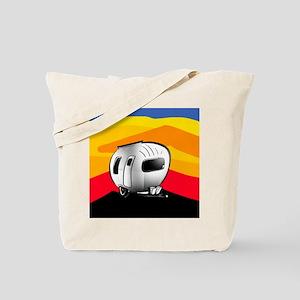 Happy Camper 2 Tote Bag