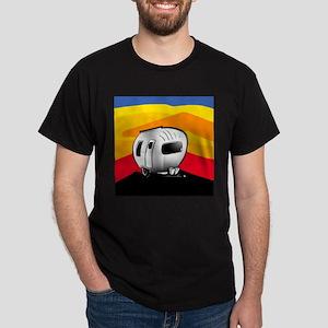 Happy Camper 2 Dark T-Shirt
