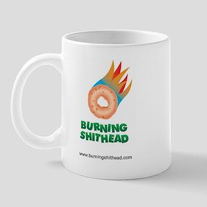 Burning Shithead Mug