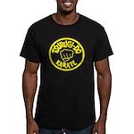 Tsurugi Karate Men's Fitted T-Shirt (dark)