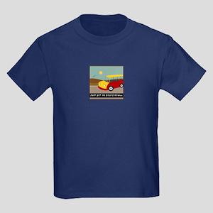 Jennifer Robin Kids Dark T-Shirt