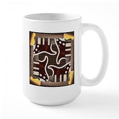 Star Song Large Mug
