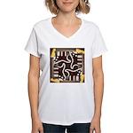 Star Song Women's V-Neck T-Shirt
