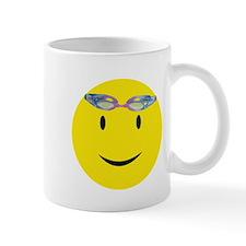 Swimmer Smiley Mug