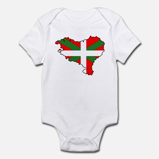 Basque Country Infant Creeper