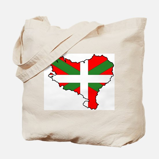 Basque Country Tote Bag