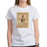 General George Patton Women's T-Shirt