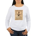 General George Patton Women's Long Sleeve T-Shirt