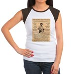 General George Patton Women's Cap Sleeve T-Shirt
