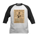 General George Patton Kids Baseball Jersey