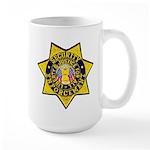 Security Enforcement Large Mug