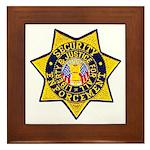 Security Enforcement Framed Tile
