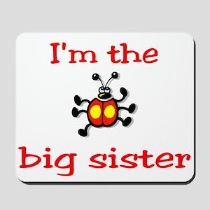 Big sis 2 Mousepad