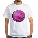 Flowers For Your Sweetie White T-Shirt