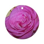Flowers For Your Sweetie Ornament (Round)