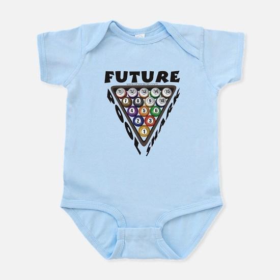 Future Pool Shark II Infant Bodysuit