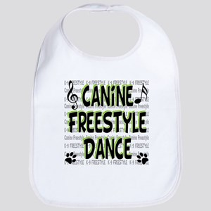 K9 Freestyle Dance Bib