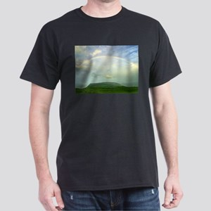 Rainbow over Knocknara, Irela Dark T-Shirt