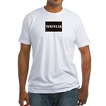 toneamp Fitted T-Shirt