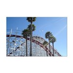 Giant Dipper and Palms Mini Poster
