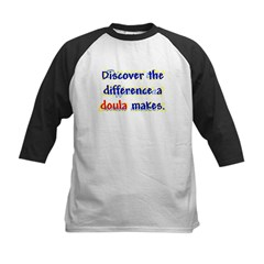 Discover the Difference/ Doul Kids Baseball Jersey
