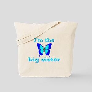 Big Sis 8 Tote Bag