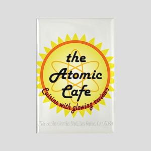 Atomic Cafe Rectangle Magnet