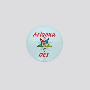 Arizona OES Mini Button